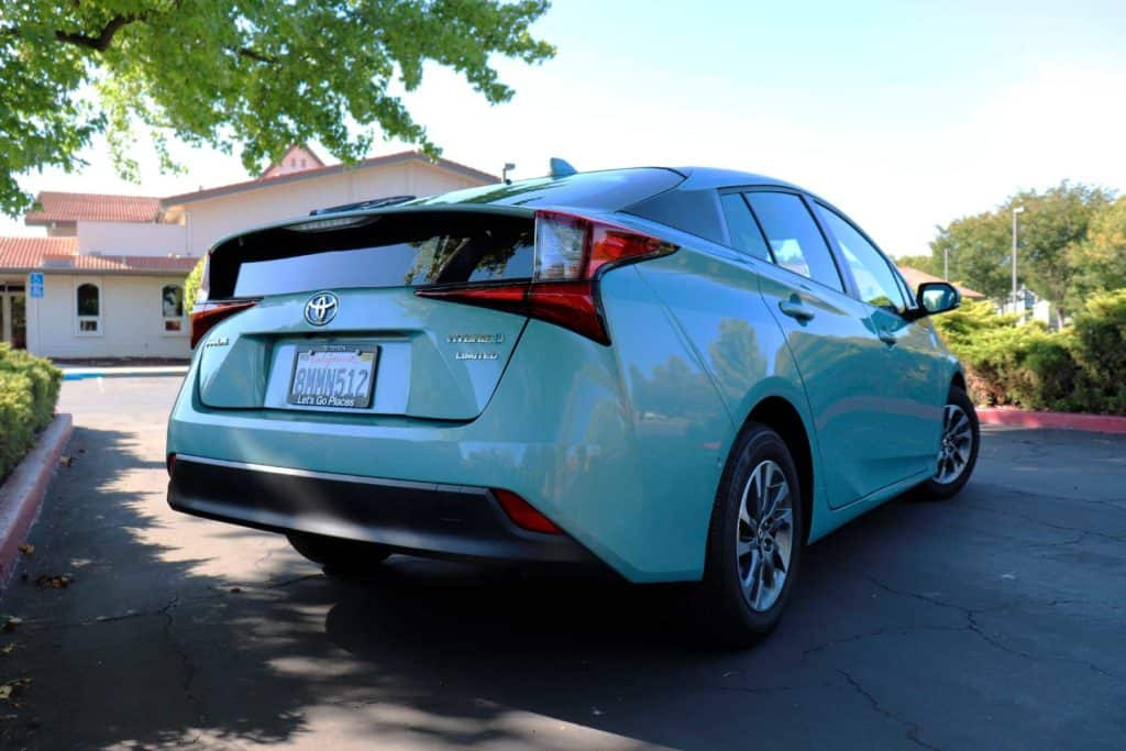 Toyota Prius: still ahead of the game, under minor conditions | LiveFEED